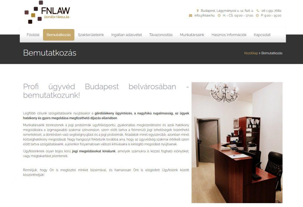 Jó ügyvéd Budapest